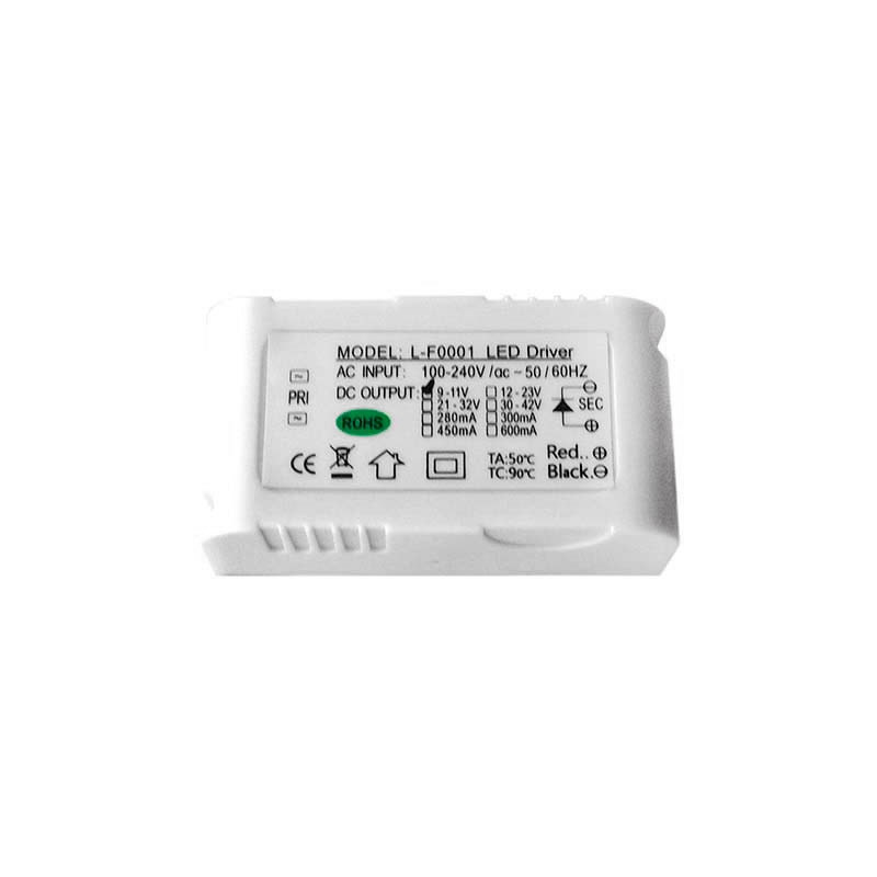 LED Driver DC8.4-12V/3x3W/700mA, IP67